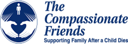 The Compassionate Friends: Supporting Family After a Child Dies logo