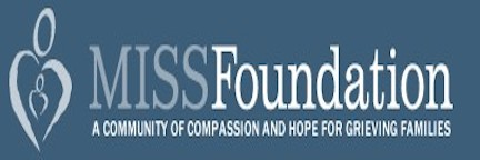 MISS Foundation - A community of compassion and hope for grieving families logo
