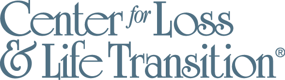 Center for Loss & Life Transition logo