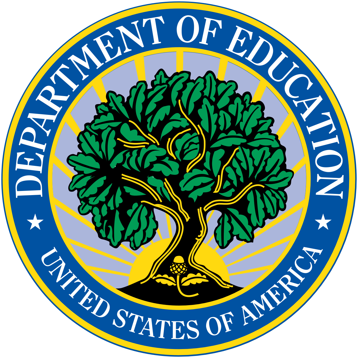 Seal for Department of Education