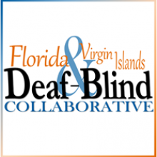 Florida and Virgin Islands Deaf-Blind Collaborative Logo
