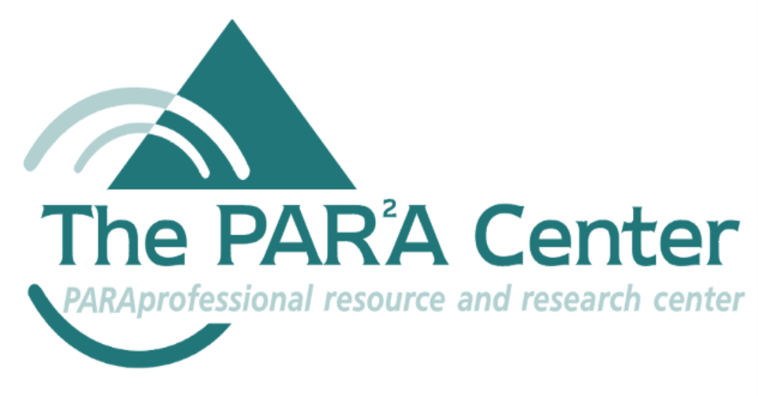 PAR2A Center: Paraprofessional resource and research center