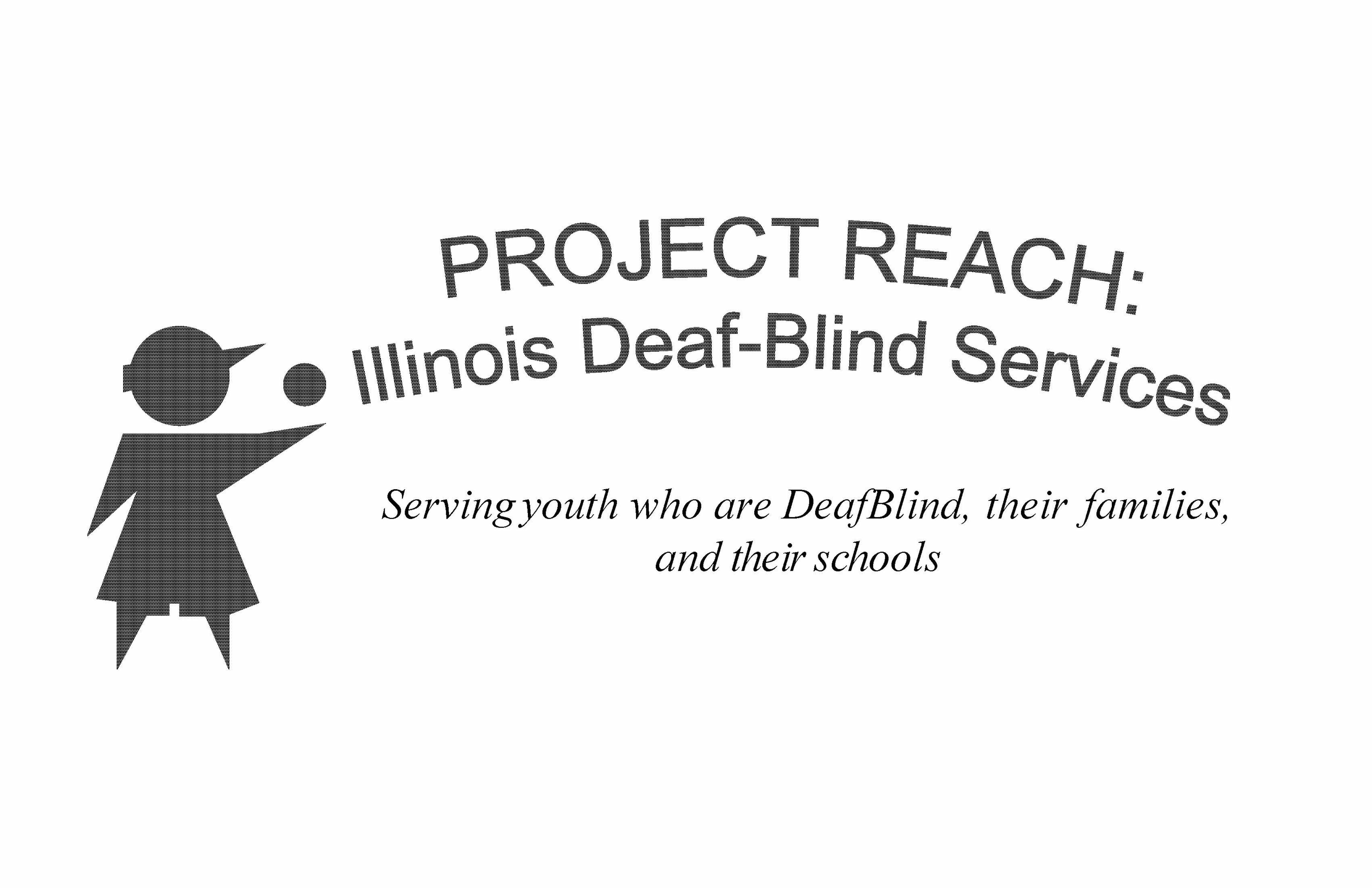 Project Reach: Illinois Deafblind Services Logo